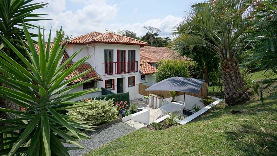 Location Maison Pays Basque Particulier