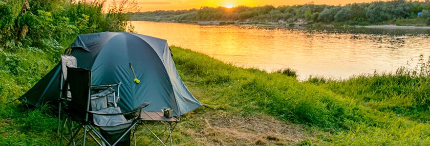 camping en bord de mer dans les Landes