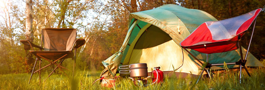 Camping à Biscarosse